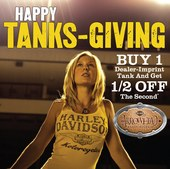 Arrowhead Harley-Davidson MotorClothes Promotion