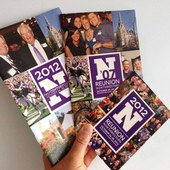 Northwestern Reunion Weekend Collateral