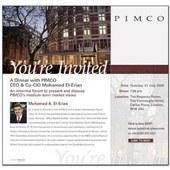 PIMCO CEO Forum Invitation