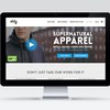 Ably Apparel Landing Page