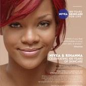 NIVEA Print Ad in the Billboard Music Awards Consumer Commemorative Issue