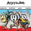 Angry Outlets Web Series Website