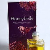 Honeybelle diffuser packaging