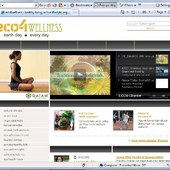 eco4wellness - new site under development