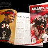 Atlanta Falcons 1997 Official Yearbook – National Sports Communications, NYC