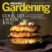 Organic Gardening Dec/Jan Cover