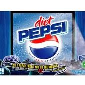 Movie Promotion-Diet Pepsi 24pack