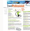 Travel Professional web site design