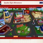 Quaker Interactive Game Hub