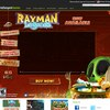 Rayman Legends Interactive HomePage Takeover