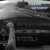 """Ricky Byrd """"Clean Getaway"""" CD Cover"""