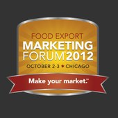 Food Export Marketing Collateral
