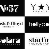 Text-based logos
