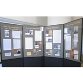 Exhibit Design - Anna and Lawrence Halprin: Dance, Ritual and Environment