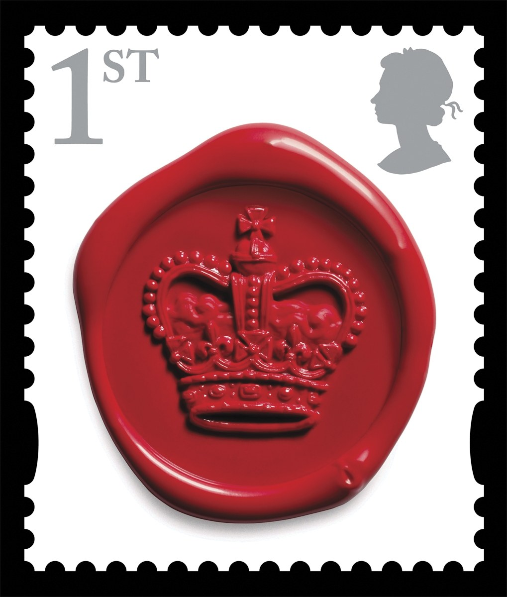Royal Mail Seal Stamp Communication Arts