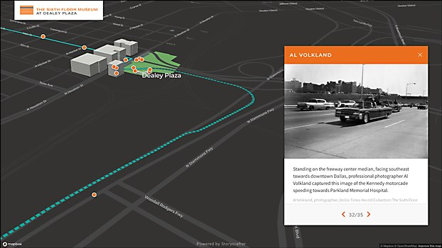 Eyewitness to History: An Interactive Map of the Kennedy Motorcade on cape kennedy florida on map, texas sea level map, kennedy parade route dallas, jfk dallas texas map, kennedy assassination map,