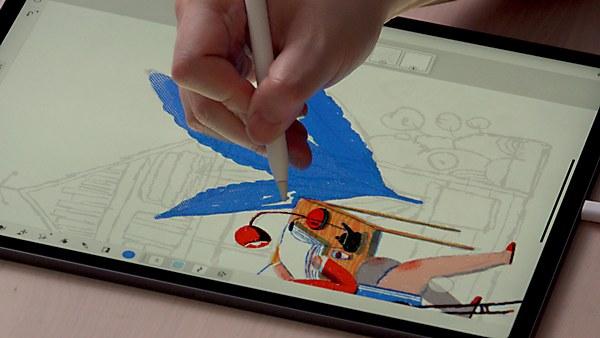 Illustration and Design Influencers Showcase All-New Adobe Fresco App on Skillshare | Communication Arts