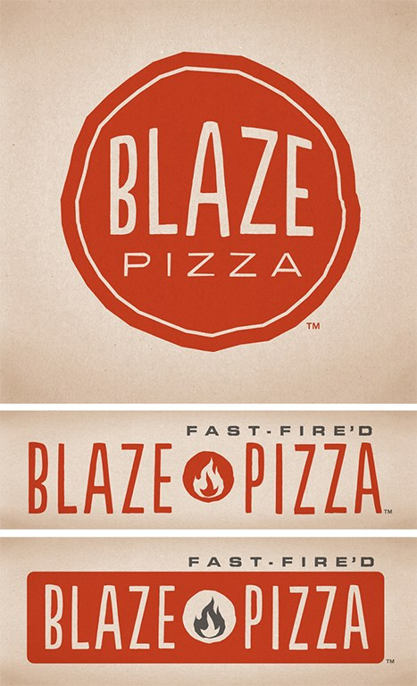 Blaze Pizza Identity And Packaging Communication Arts
