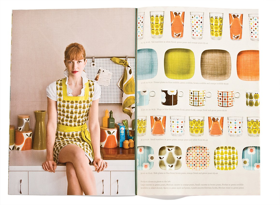 Orla Kiely For Target Editorial Look