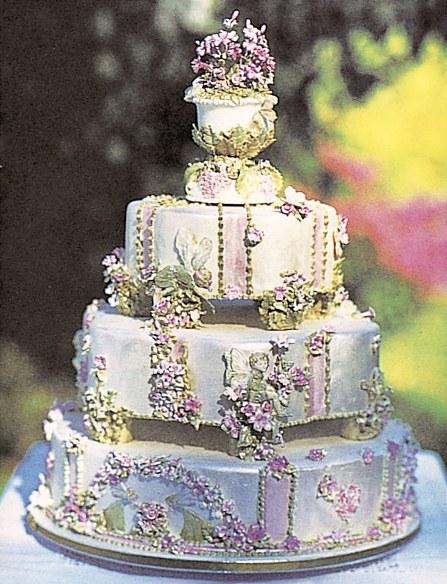 Emese Ungar Walker Designer Barb Woolley Creative Director Michael Kohn Photographer Hambly Inc Design Firm Bonnie Gordon Cakes Client