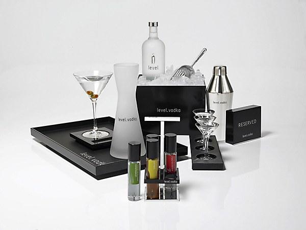 Level vodka essence martini sampling set communication arts - Lemongrass custom home design inc ...
